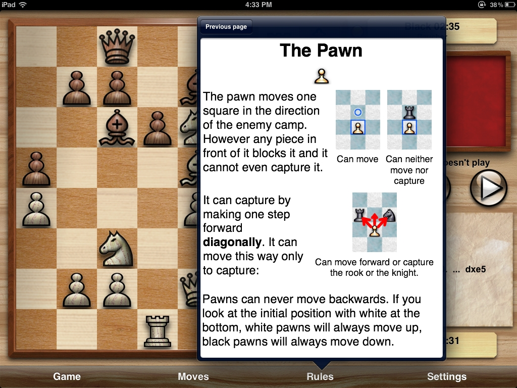 rules of chess pawn moves k--k.club 2017